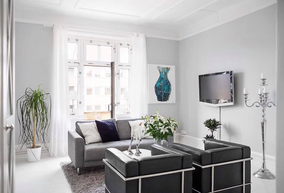 Blå Vasen - interiör